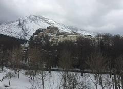 Restonica et citadelle