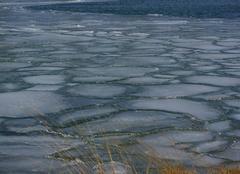 Un peu de glace.....