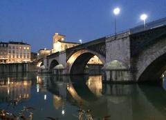 Le Pont Vieux ce soir