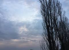 Lueurs dans le ciel - 17:30