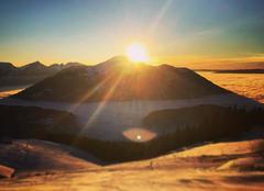 Sunset sur le Môle