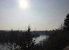 L'Isère sous le soleil