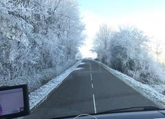 Neige Domptail 88700 Petite neige Vosges