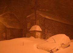 Neige Les Estables 43150 Tempête de Neige