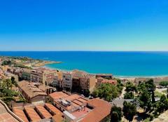 Chaleur Tarragona 43001 Panorama Méditerranée