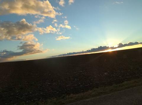 Beau soleil en Alsace