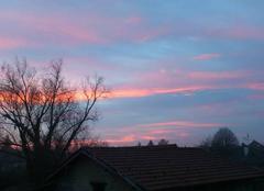 L aurore de janvier