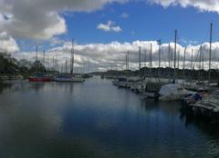 Ciel Nivillac 56130 Port de Foleux