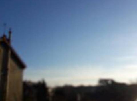Il fait beau et non pas nuageux comme annoncé  !