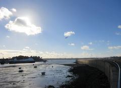 Soleil en Bretagne
