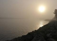 Brouillard Martigues 13500 Brouillard épais