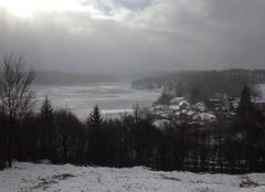 Froid Viam 19170 Lac gelé