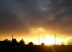 Le 'calme' avant la tempête ^^