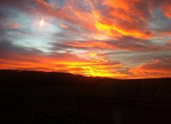 Lever du soleil 04/01/17
