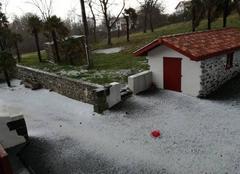 Vent Cambo-les-Bains 64250 Tempête