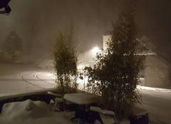 Tempête de neige Hautes-Pyrénées