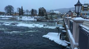 Kongsberg's river
