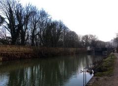 Insolite Baume-les-Dames 25110 Chemin de halage