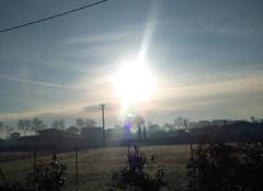 Ciel Canals 82170 Un beau Soleil !!!