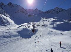 Ciel Barèges 65120 Ski