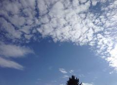 Dornes soleil nuageux