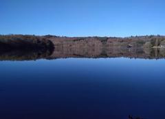 Ciel Treignac 19260 Lac des bariousses