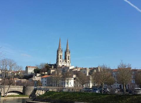 Un air de printemps à Niort.