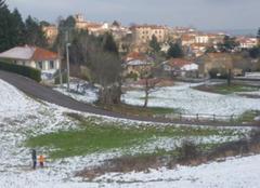 Neige Saint-Haon-le-Chatel 42370 Neige
