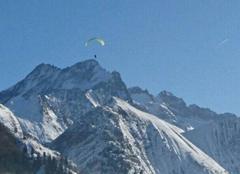 Parapente aux 2 Alpes