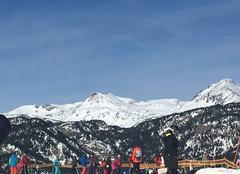 Neige Mont-Louis 66210 Montagne