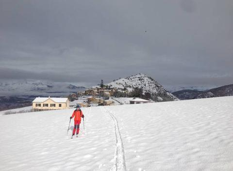 Ski à Piegut