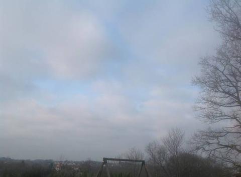 Photo ciel de Lahonce