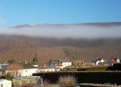 Nuages Revin 08500 Brouillard à revin
