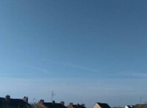 Joli ciel bleu