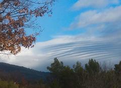 Drôles de nuages !