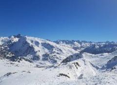 Ski à Beret