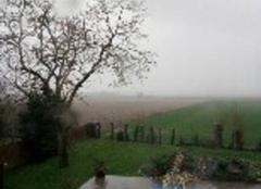 Pluie Mongauzy 33190 Grosse pluie
