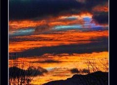 Ciel Villard-Bonnot 38190 Volcan sur le Vercors