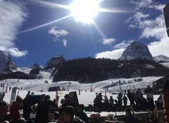 Ski and sun !!!