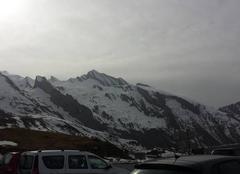 Nuages Arcizans-Dessus 65400 Montagne