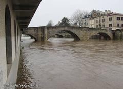 Inondation aveyron villefranche de rouergue