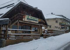 Neige Allos 04260 Restaurant le Wapiti