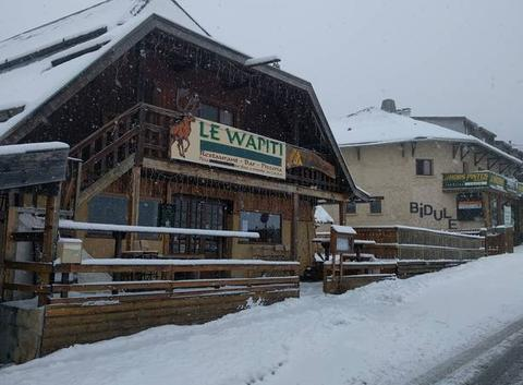 Restaurant le Wapiti