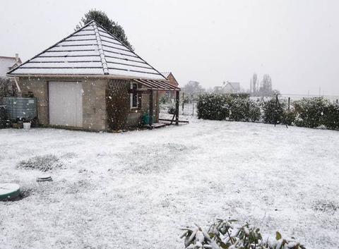 De la neige enfin !!