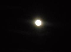 Hier   soir....pleine    lune.....