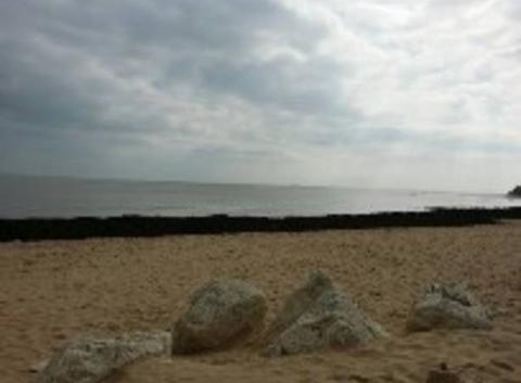 Rivedoux plage sud