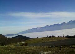 Ciel Tarascon-sur-Ariege 09400 Mer de nuages