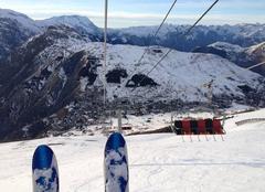 Neige Les Deux-Alpes 38860 La Station des 2 Alpes
