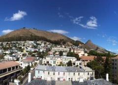 Ciel Le Cap Afrique du Sud