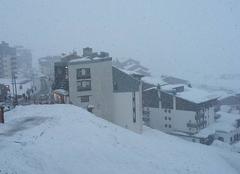 Neige Tignes 73320 Il neige